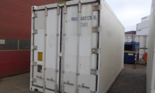 20ft high cube reefer