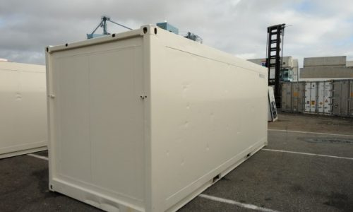 20ft high cube insulated (ISO)