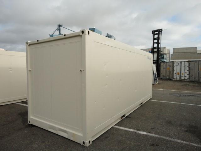 Wonderbaar 40ft geïsoleerde container huren of kopen ? - Containersales LO-66