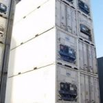 40ft vriescontainer