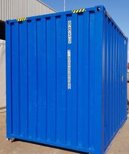 Container sales bij CTL-ICS bv