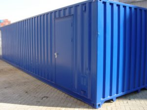Container aanbieding