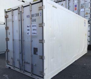Container huren bij een internationaal georiënteerd bedrijf
